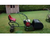2 foot cylinder mower with Honda engine