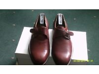 Bally Shoe Size U.K. 8G. Made in Italy.