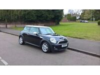 "2008 * MINI COOPER ""S"" *EXCELLENT CONDITION SPORTS* 72,000 miles * MOT 2018 * 3 REGISTERED KEEPERS *"
