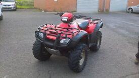 Honda TRX 500 FMB 4x4 Quad