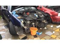 Golf 1.6 SR spares repairs parts