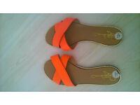 New sandals UK 7 EURO 41