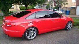 Audi A6 3.0 tdi Quattro S Line Le Mans edition