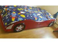 Car Shaped Single Bed Frame (matress not included)