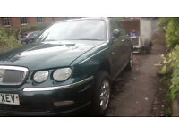 Rover 75 Diesel saloon spares or repair
