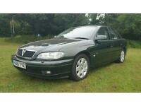 Automatic low mileage Omega 2.6 V6 76000 miles