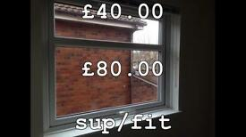 Misty double glazing replaced