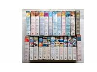 25 Reader's Digest Select Editions & Condensed Books Hardback Collection, 4 Novels In 1, 100 Novels
