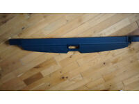 vauxhall zafira parcel shelf roller boot load cover fit 2006 - 2013