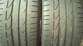 255/40-18 Bridgestone rft
