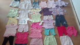 0-3 month baby clothes for girls