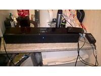 PRICE NEGOTIABLE excellent condition orbitsound soundbar speaker PRICE NEGOTIABLE