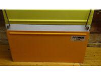 Twin gas burner Primus 2222 folding camping stove