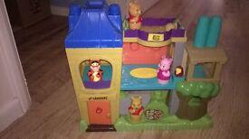 Winnie The Pooh Small World Play