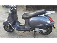 Vespa gt 200 registered as a 125 2005 spares or repairs