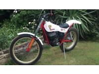 Montesa 349 twin shock
