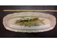 LARGE FISH SERVING PLATE