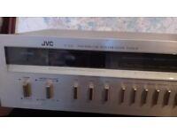 JVC T-X2L. FM/MW/LW Synthesizer Tuner