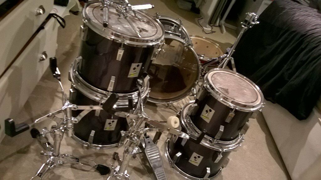 Vintage Sonor Performer Jazz drum kit - immaculate condition