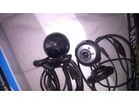 2 WEBCAMS FOR SALE