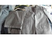 Mens quality clean smoke free suits x 4, will post ..