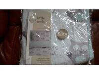 COT QUIT COVER & PILLOWCASE SET - BRAND NEW CONDITION