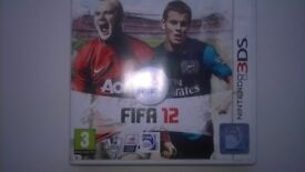 Fifa 12 nintendo 3ds game