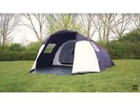 Halfords 6 Person Family Tunnel Tent