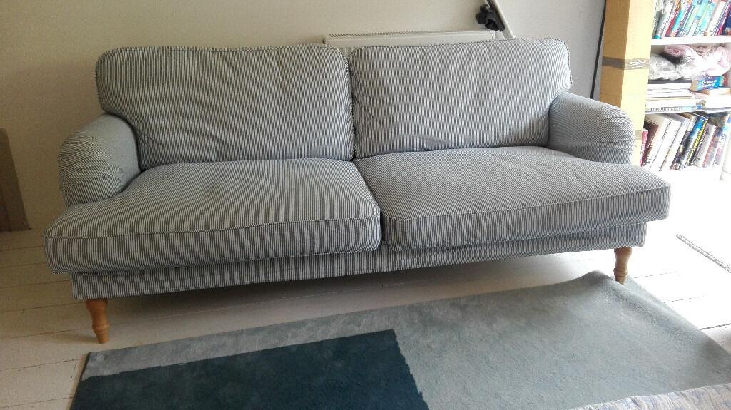 Ikea Stocksund Sofa Three Seater In Blandford Forum