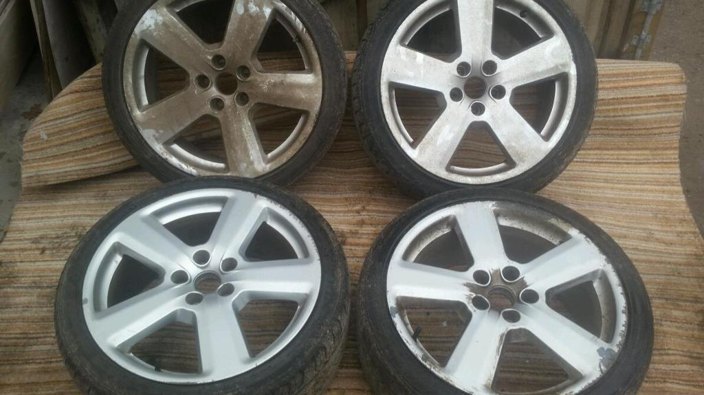 Audi S Line 18 Quot Ronal Wheels In Beauly Highland Gumtree