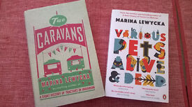 Marina Lewycka set of 2 books