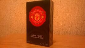 OFFICIAL MANCHESTER UTD, FRAGRANCE FOR HIM, NEW-IDEAL GIFT! COLLECT OR DELIVERY. TEL.07803366789