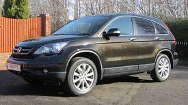 2011 HONDA CR-V 2.0 I-VTEC PETROL ES 5DR MANUAL