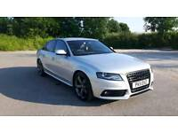 2011 AUDI A4 S LINE BLACK EDITION 2.0 TDI (START STOP)