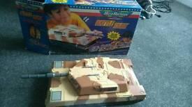 Mirco Machines Battle Tank