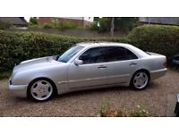 MERCEDES E36 AMG (W210 SERIES) - ONE OF ONLY 58 REGISTERED IN THE UK - NOT E55