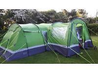 Kalahari elite 10 tent