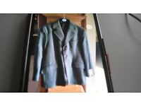 Mens Brand New Riding Jacket