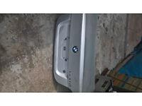 bmw 5 series rear boot lid 2007/9 face filt bmw parts