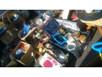 HUGE JOB LOT CAR BOOT CHECK ALL PICS TOO MUCH 4 ONE PIC