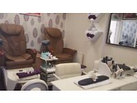 room to rent for self employed beauty therapists
