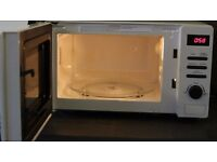 Oven - Russell Hobbs RHM2079A 20L Digital 800w Solo Microwave White