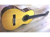 Brand New In Box Aria AK-30 Classical Guitar Full size
