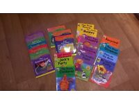 early reader books leapfrog and superphonics