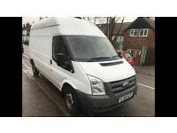 2008 ford transit 350 2.4 tdci lwb highroof drives the best