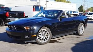 2012 Ford MUSTANG CONVERTIBLE V6 PREMIUM