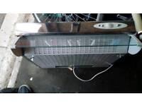 Cooker hood extractor