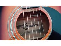 RIDGWOOD SW205VS ACCOUSTIC GUITAR VERY GOOD CONDITION