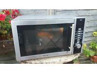 Prestige GS25 900W microwave/grill combination