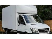 Man van hire delivery removal cheap 24/7 local furniture collections
